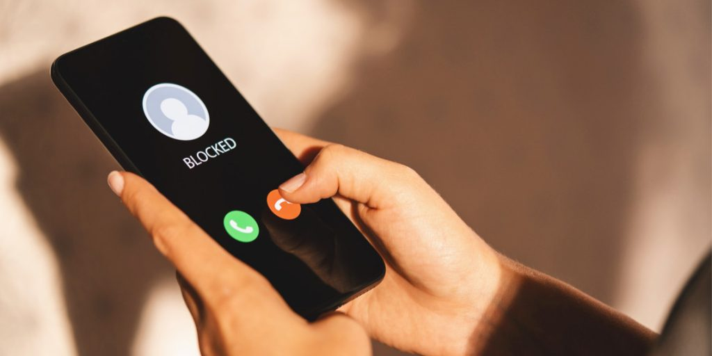 Comment bloquer un appel entrant